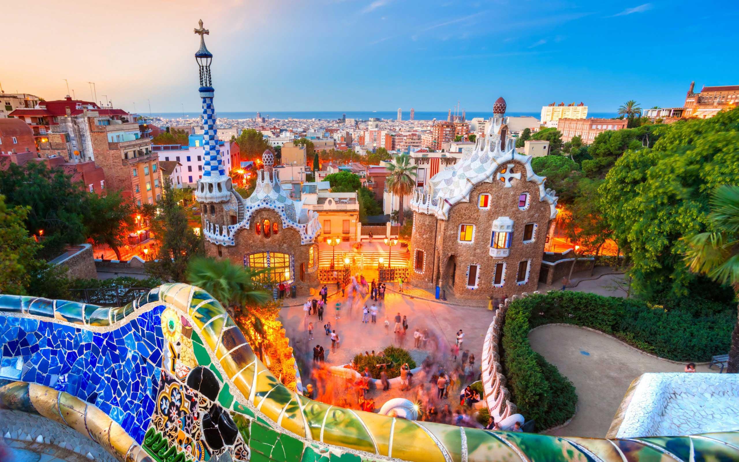 Barcellona Spagna GPS Travel
