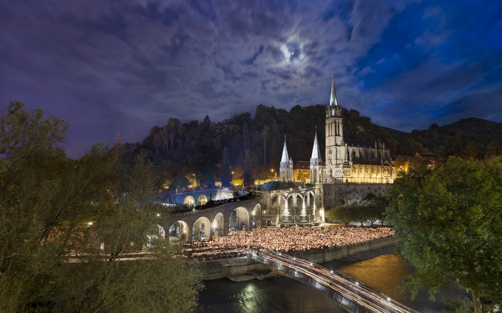Lourdes GPS Travel