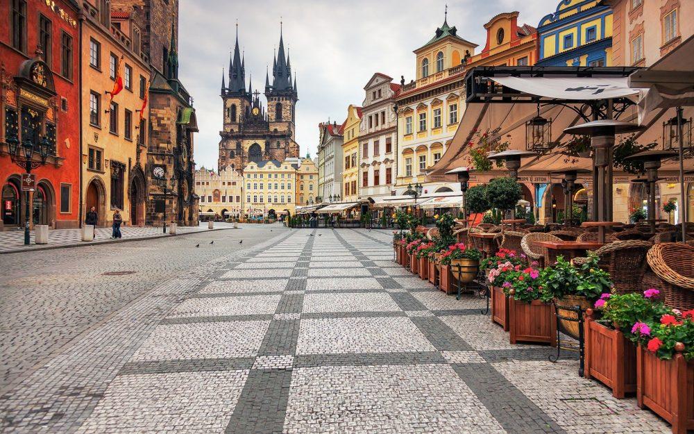 Praga GPS Travel