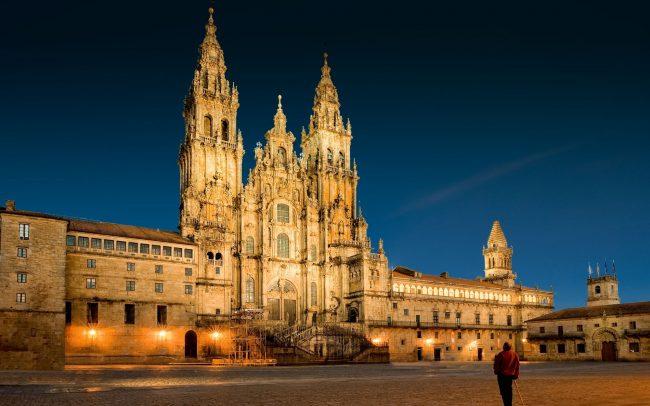 Santiago de Compostela GPS Travel